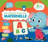 E-books téléchargement gratuit italiano Ma valisette d'activités maternelle  - 4 ans, moyenne section