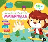 Hatier - Ma valisette d'activités maternelle - 5/6 ans, Grande section CP.