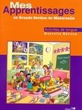 Hatier - Mes apprentissages en Grande Section de maternelle - Activités de langue.