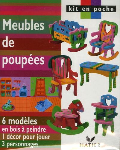 Hatier - Meubles de poupées.