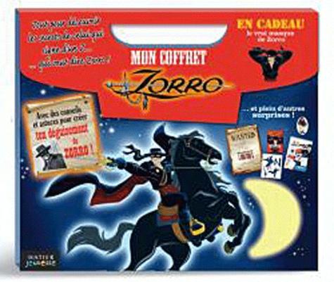 Hatier - Mon coffret Zorro.