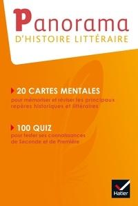 Panorama dhistoire littéraire - 20 cartes mentales pour mémoriser et réviser les principaux repères historiques et littéraires.pdf