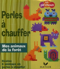 Accentsonline.fr Perles à chauffer - Mes animaux de la forêt Image
