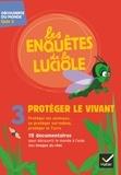 Hatier - Protéger le vivant - Découverte du monde Cycle 2. 1 DVD