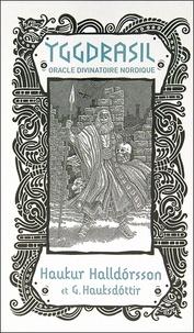 Haukur Halldórsson et G. Hauksdóttir - Yggdrasil - Oracle divinatoire nordique. Avec 81 cartes.