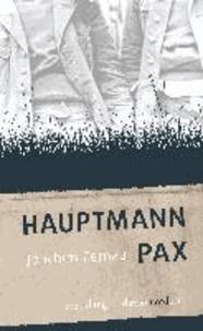 Hauptmann Pax - Erzählung.