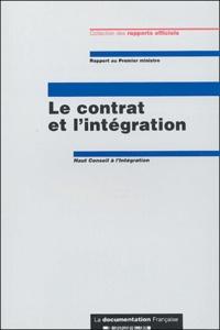 Haut Conseil à l'intégration - Le contrat et l'intégration.
