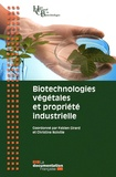 Haut Conseil Biotechnologies et Fabien Girard - Biotechnologies végétales et propriété industrielle.
