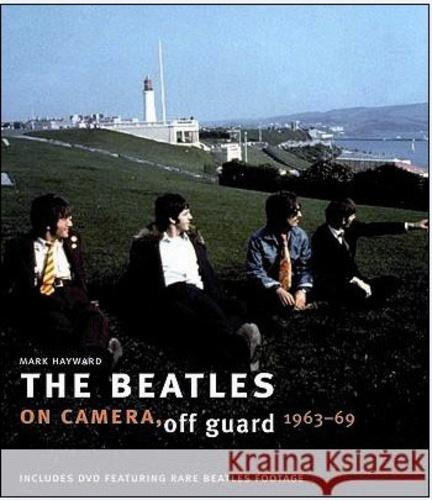 Hayward - The Beatles - On Camera Off Guard.