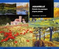 Histoiresdenlire.be Comment peindre des paysages à l'aquarelle - De la photographie à l'aquarelle en six étapes simples Image