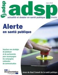 HCSP - Alertes en santé publique.