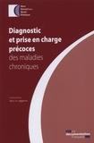HCSP - Diagnostic et prise en charge précoces des maladies chroniques.