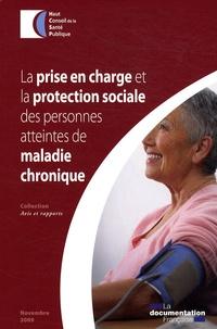 HCSP - La prise en charge et la protection sociale des personnes atteintes de maladie chronique.
