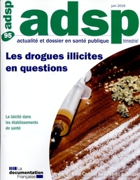 HCSP - Les drogues illicites en question.