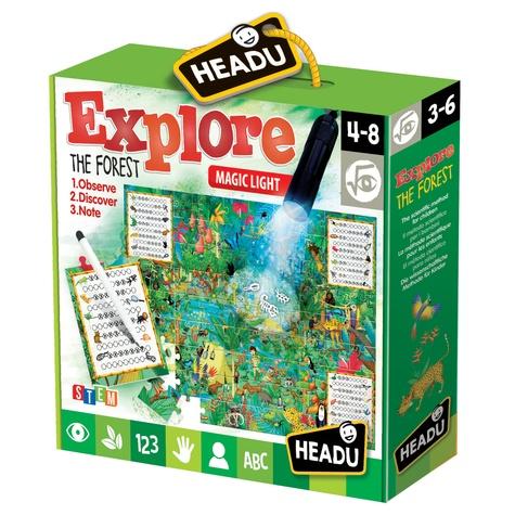 HEADU - Jeu puzzle Explore The Forest