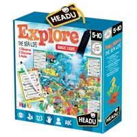 HEADU - Jeu puzzle Explore The Sea Life