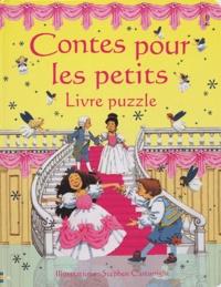 Heather Amery et Stephen Cartwright - Contes pour les petits - Livre puzzle.