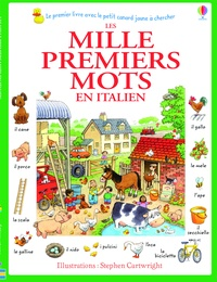 Histoiresdenlire.be Les mille premiers mots en italien (vert) Image