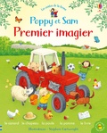 Heather Amery et Stephen Cartwright - Poppy et Sam - Premier imagier.
