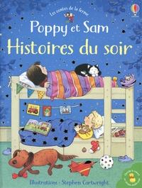 Heather Amery et Lesley Sims - Poppy et Sam - Histoires pour s'endormir.