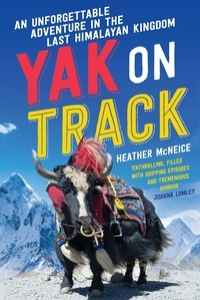 Heather McNeice - Yak on Track.