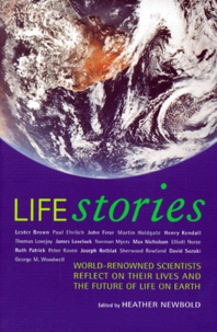 Deedr.fr Life stories. World-renowned scientists reflect on their lives and the future of life on earth Image