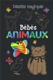 Heather Zschock et Martha Day Zschock - Bébés animaux - Avec un crayon de bois.