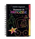 Heather Zschock et Kerren Barbas - Royaume des princesses - Avec un crayon de bois.