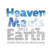 Heaven Meets Earth - Street Art in the Monastery.