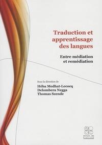 Checkpointfrance.fr Traduction et apprentissage des langues - Entre médiation et remédiation Image