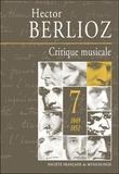Hector Berlioz - Critique musicale - Volume 7 (1849-1851).
