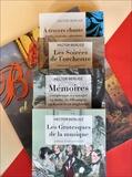 Hector Berlioz - Pack Berlioz - Mémoires ; Les grotesques de la musique ; A travers chants ; Les soirées de l'orchestre.