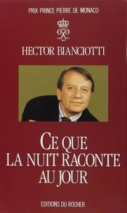 Hector Bianciotti - .