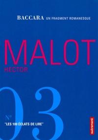 Hector Malot - Baccara.