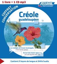 Hector Poullet - Créole guadeloupéen - Coffret conversation. 1 CD audio MP3