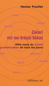 Deedr.fr Zakari : mil mo kréyol bokaz - Mille mots du créole guadeloupéen de tous les jours Image