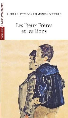 Les Deux Frères Et Les Lions