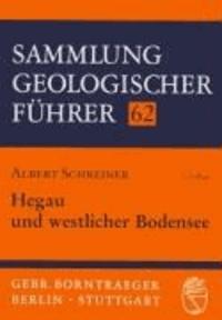 Hegau und westlicher Bodensee.