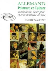 Histoiresdenlire.be ALLEMAND. Peinture et culture Image