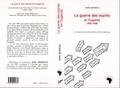 Heike Behrend - La guerre des esprits en Ouganda - Le mouvement du saint esprit d'Alice Lakwena, 1985-1996.