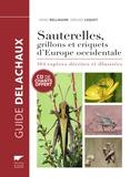 Heiko Bellmann et Gérard Luquet - Sauterelles, grillons et criquets d'Europe ocidentale. 1 CD audio