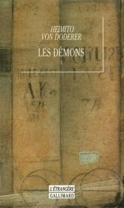 Heimito von Doderer - DEMONS. - Tome 1.