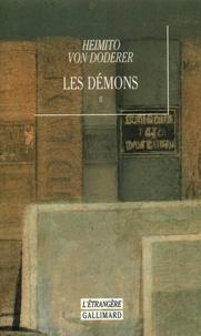 Heimito von Doderer - DEMONS. - Tome 2.