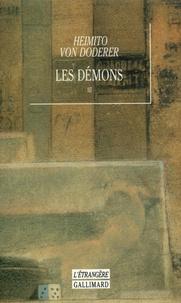 Heimito von Doderer - DEMONS. - Tome 3.