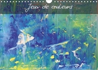 Heiner Lammers - Jeux de couleurs (Calendrier mural 2017 DIN A4 horizontal) - Art abstrait multicolore (Calendrier mensuel, 14 Pages ).