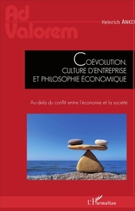 Deedr.fr Coévolution, culture d'entreprise et philosophie économique - Au-delà du conflit entre l'économie et la société Image