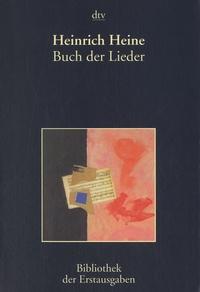 Heinrich Heine - Buch Der Lieder.