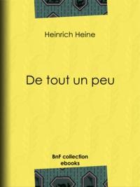 Heinrich Heine - De tout un peu.
