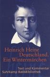 Heinrich Heine - Deutschland - Ein Wintermärchen.