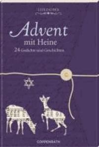 Heinrich Heine - Lesezauber: Advent mit Heine - 24 Gedichte und Geschichten.